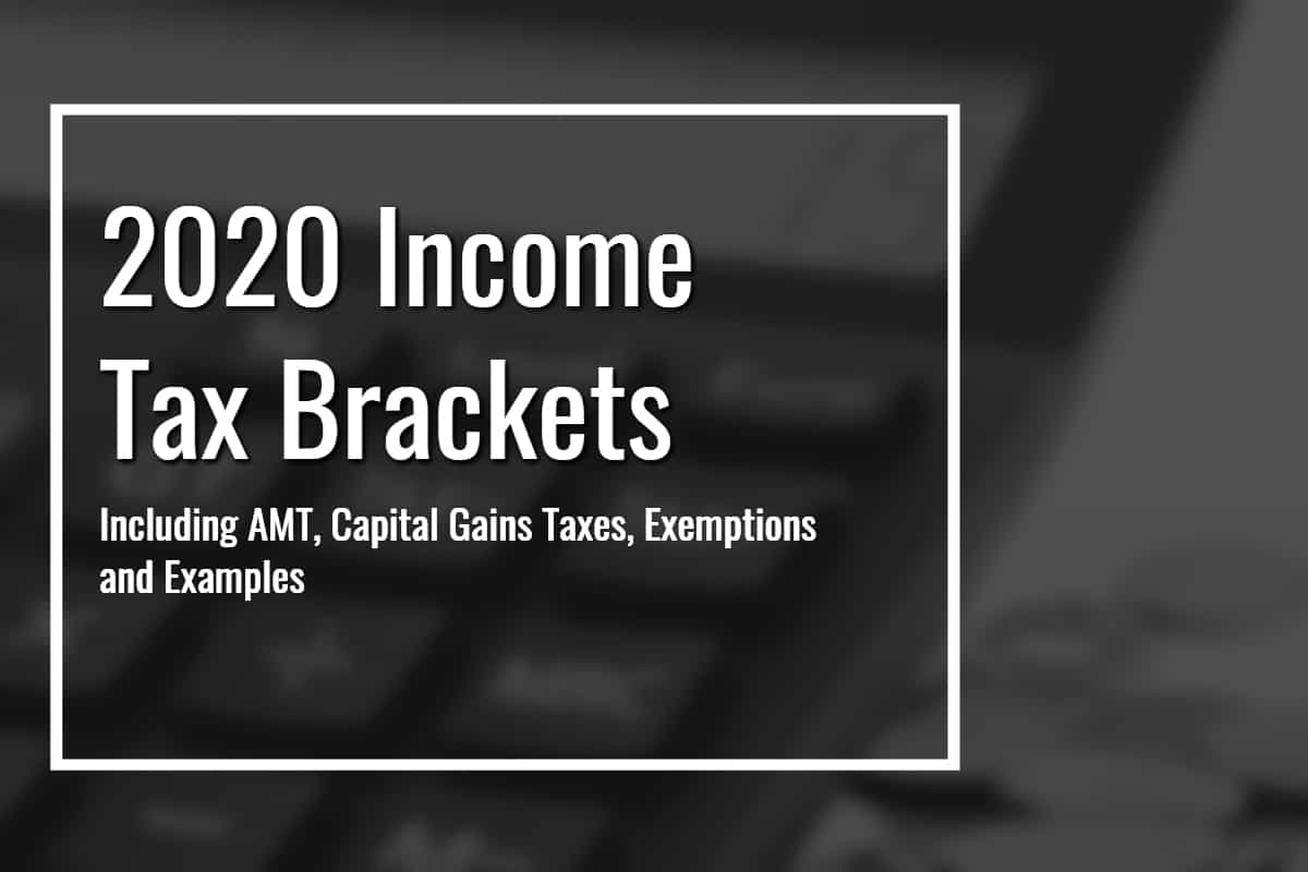 2020 Federal Income Tax Brackets Brighthedge