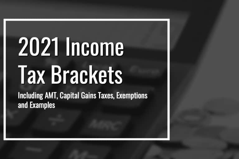 2021 Federal Income Tax Brackets